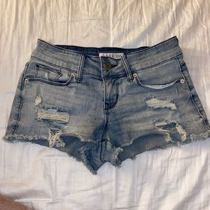 Jeans shorts !!!